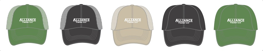 alliance tractor caps