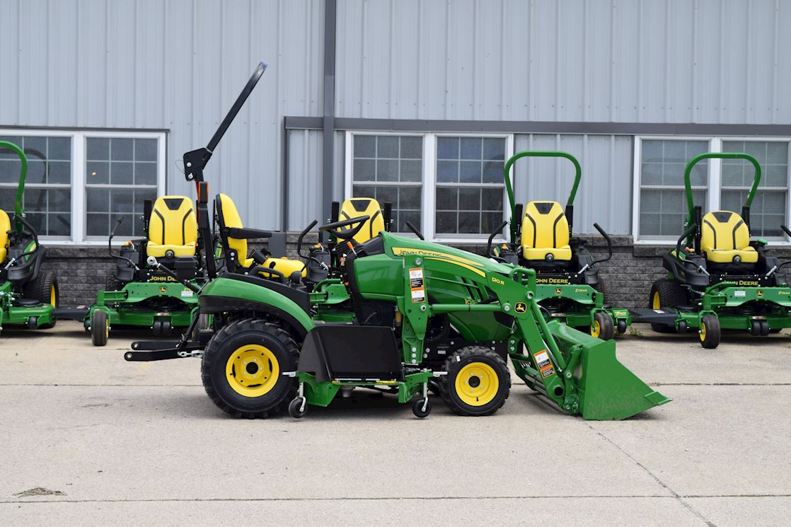 Homeowner Tractor Package