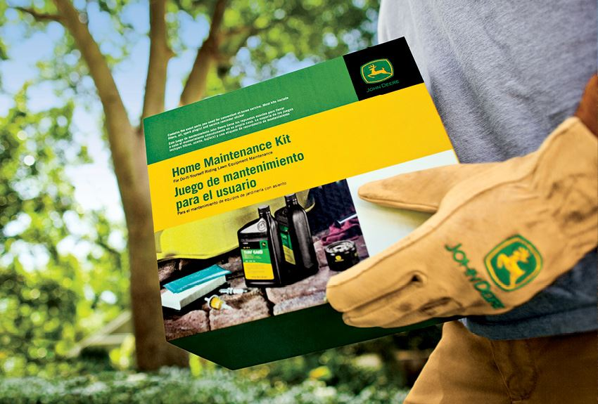 Home Maintenance Kit and Shop Towel Promotion