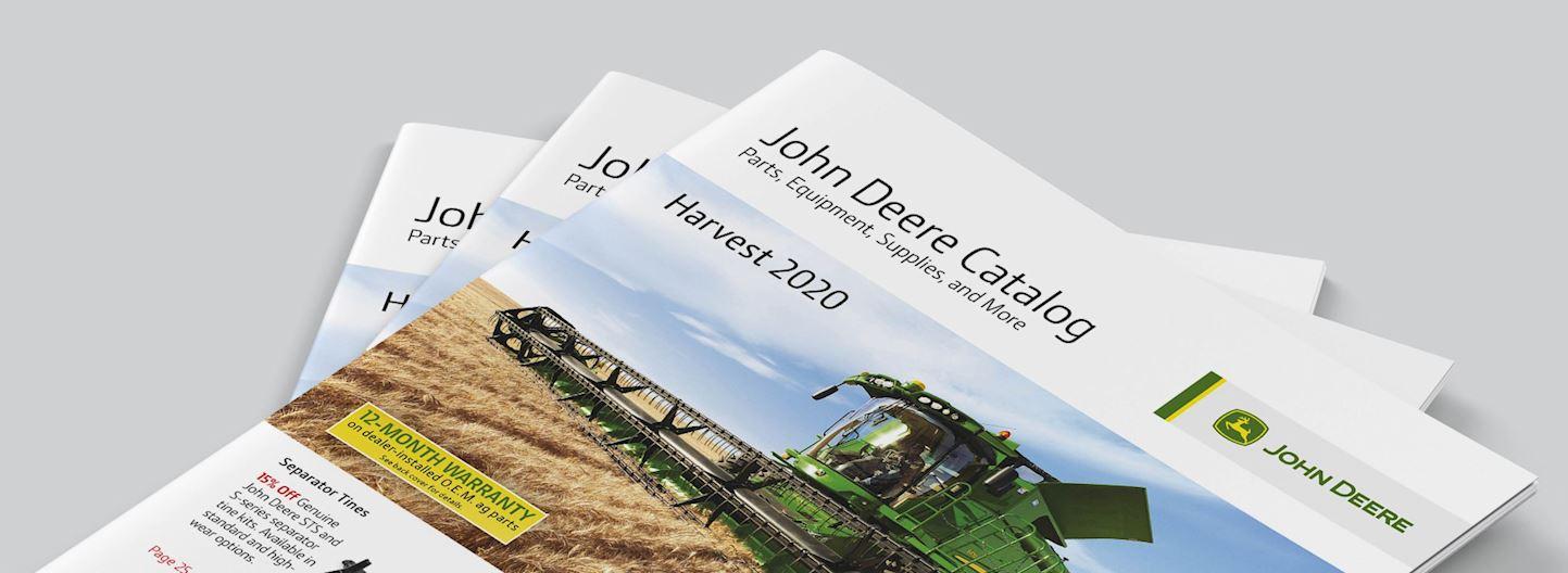 John Deere Harvest 2020 Catalog