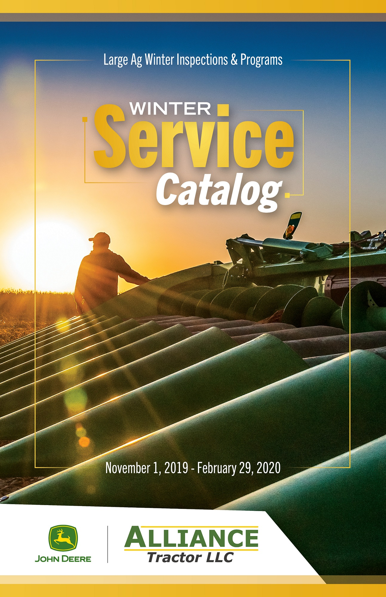 Winter Service Catalog