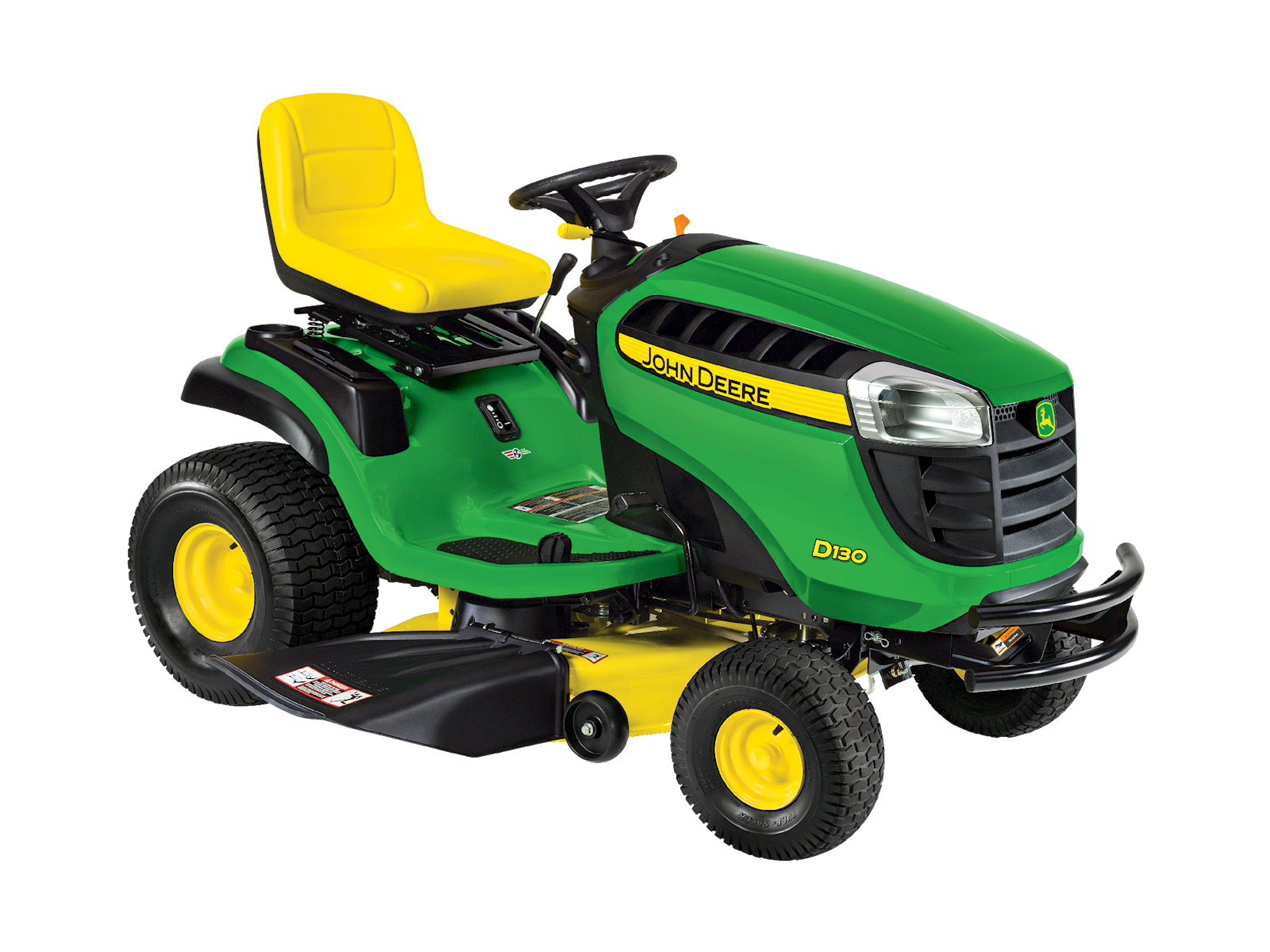 100 series lawn tractors
